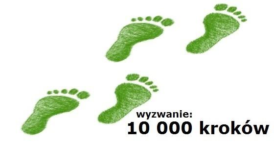 10 000 kroków dziennie wyzwanie