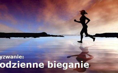 Codzienne bieganie – wyzwanie
