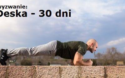 Deska – 30 dni – wyzwanie