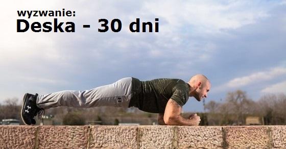 Deska - 30 dni wyzwanie