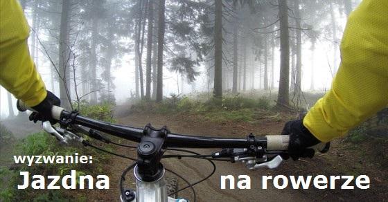Jazda na rowerze wyzwanie